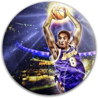 Kobe! Dynamic Discs Fuzion Judge Putter Disc
