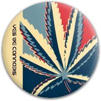 Yes we cannabis Dynamic Discs Fuzion Criminal Driver Disc
