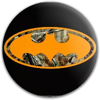 Batman Dynamic Discs Fuzion Criminal Driver Disc