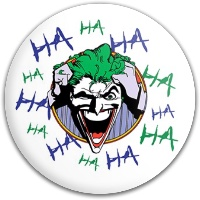 Joker Dynamic Discs Fuzion Justice Midrange Disc