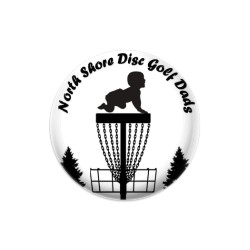 North Shore Disc Golf Dads Dynamic Discs Judge Mini Disc Golf Marker
