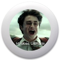 Harry Potter Discraft Ultrastar Ultimate Frisbee