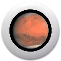 Colonize Mars Discraft Ultrastar Ultimate Frisbee