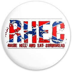 RHEC Dynamic Discs Fuzion Sheriff Driver Disc