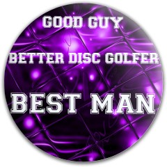 The Best Man Disc Dynamic Discs Fuzion Judge Putter Disc