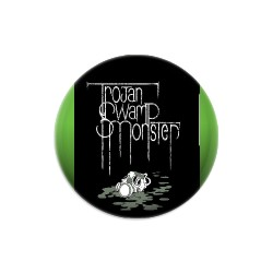 TrojanSwampMonster Dynamic Discs Judge Mini Disc Golf Marker