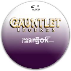 Gauntlet Margok Latitude 64 Gold Line Gauntlet Putter Disc