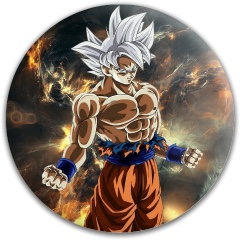 Mastered Ultra Instinct Goku Judge  Dynamic Discs Fuzion Judge Putter Disc