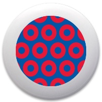 Fishman Discraft Ultrastar Ultimate Frisbee