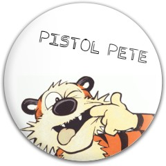 Petes disc Dynamic Discs Fuzion Judge Putter Disc