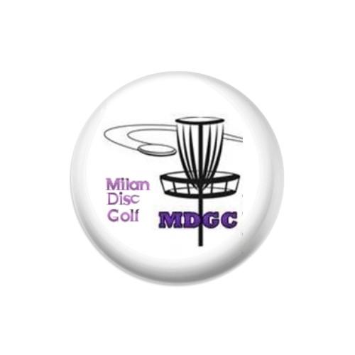 Milan Disc Golf Dynamic Discs Judge Mini Disc Golf Marker