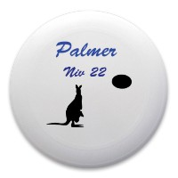 Palmer Disc Ultimate Frisbee