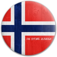 The norwegian saying Dynamic Discs Fuzion Judge Putter Disc
