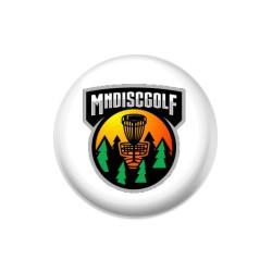 Dynamic Discs Judge Mini Disc Golf Marker