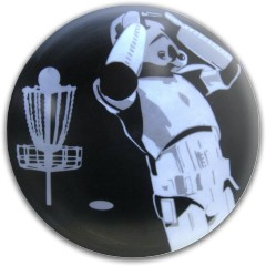 Westside Discs TP Shield Putter Disc