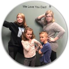 Kids Dynamic Discs Fuzion Judge Putter Disc