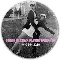 Einars favofrisbee Dynamic Discs Fuzion Truth Midrange Disc