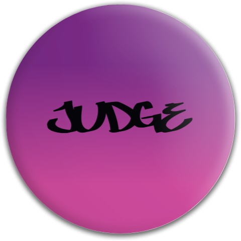Dynamic Discs Fuzion Judge Putter Disc