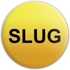 Slug Dynamic Discs Fuzion Judge Putter Disc