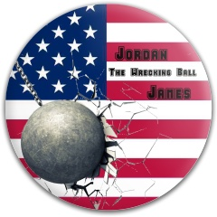 The Wrecking Ball Dynamic Discs Fuzion Judge Putter Disc