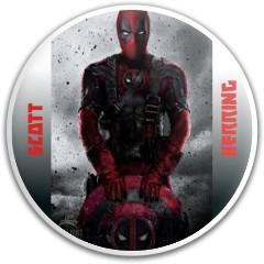 Deadpool putter Dynamic Discs Fuzion Judge Putter Disc