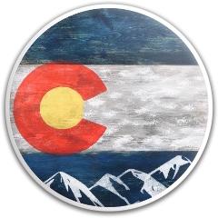 Colorado Love Latitude 64 Gold Line Gauntlet Putter Disc