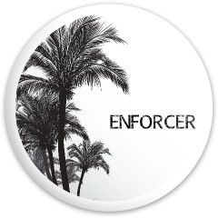 Tropical Enforcer Dynamic Discs Fuzion Enforcer Driver Disc