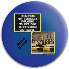 Dynamic Discs Fuzion Slammer Driver Disc