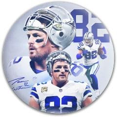 Dallas Dynamic Discs Fuzion Justice Midrange Disc