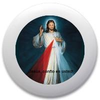 Divine Mercy Discraft Ultrastar Ultimate Frisbee