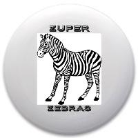 Zuper Zebras Ultimate BGSU Discraft Ultrastar Ultimate Frisbee