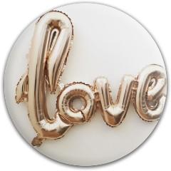 Design #63005 (Love) Dynamic Discs Fuzion Felon Driver Disc