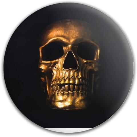 Design #63093 (Skull) Dynamic Discs Fuzion Felon Driver Disc