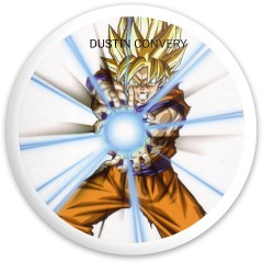 Dragonball z Latitude 64 Gold Line Knight Driver Disc