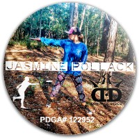 Jasmine Pollack - Truth Dynamic Discs Fuzion Truth Midrange Disc