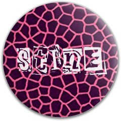 Stine Dynamic Discs Fuzion Warden Putter Disc