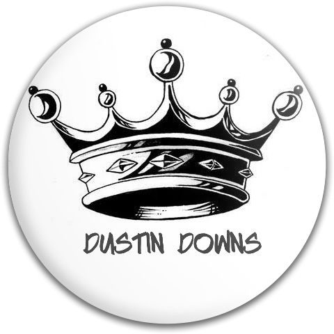 Dustin's Disc Dynamic Discs Fuzion Judge Putter Disc