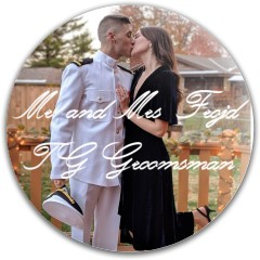 FROJD WEDDING Dynamic Discs Fuzion Judge Putter Disc