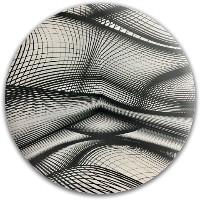 Design #64937 (Optical Illusion) Dynamic Discs Fuzion Truth Midrange Disc