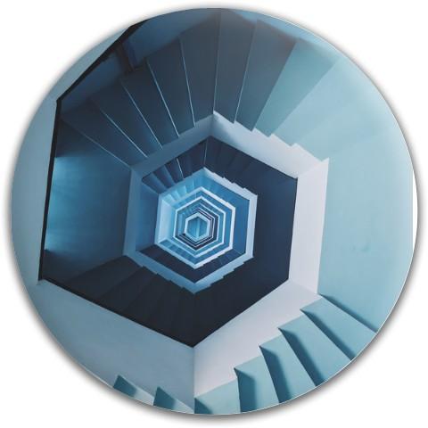 Design #64938 (Optical Illusion) Dynamic Discs EMAC Truth Midrange Disc
