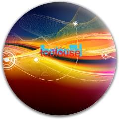 toulouse! Dynamic Discs Fuzion Justice Midrange Disc