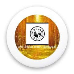 Outlaw Trails Mini Custom Mini Ultimate Disc