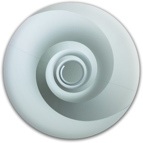 Design #65991 (Spiral) Dynamic Discs Fuzion Sheriff Driver Disc