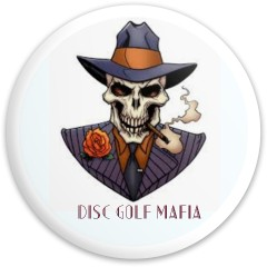 Disc Golf Mafia Dynamic Discs Fuzion Enforcer Driver Disc