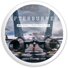 Afterburner Dynamic Discs Fuzion Trespass Driver Disc