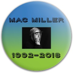 Rip Mac Miller Dynamic Discs EMAC Truth Midrange Disc
