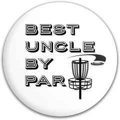 Best Uncle By Par Dynamic Discs Fuzion Warden Putter Disc