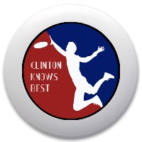 clinton knows Discraft Ultrastar Ultimate Frisbee