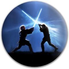 Star wars obi-ani Dynamic Discs Fuzion Felon Driver Disc