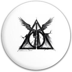 Deathly Hallows Dynamic Discs EMAC Truth Midrange Disc